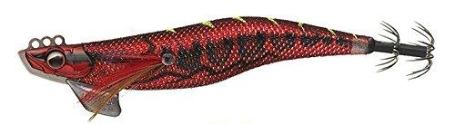 エバーグリーン(EVERGREEN) エギ ドリフト番長 3.0号 12g レッド・エビ(赤) #UV0702R ルアー