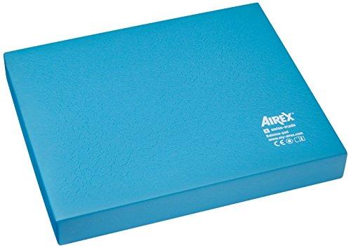 Airex Gymnastikmatte / Balance-Pad (3Farbvarianten), blau, Elite - genoppt
