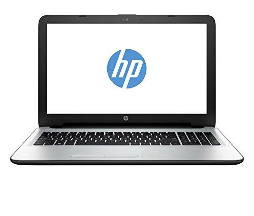HP 15-ay077nf 2GHz i3-5005U Intel Core i3 di quinta generazione 15.6' 1366 x 768Pixel Argento, Bianco Computer portatile