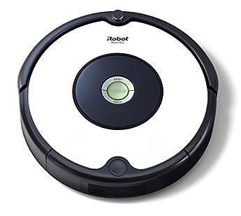 Foto di iRobot Roomba 605 Robot Aspirapolvere, Sistema di Pulizia ad Alte Prestazioni, Adatto a Pavimenti e Tappeti, Ottimo per i Peli degli Animali Domestici, 33 watt, Autonomia fino a 1 ora, Bianco