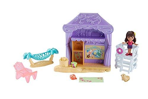 Fisher-Price Nickelodeon Dora & Friends, Cabana Playset