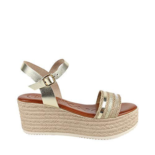 CHIKA10 LEATHER FLOID 01 Natural/Natural, Talla 41
