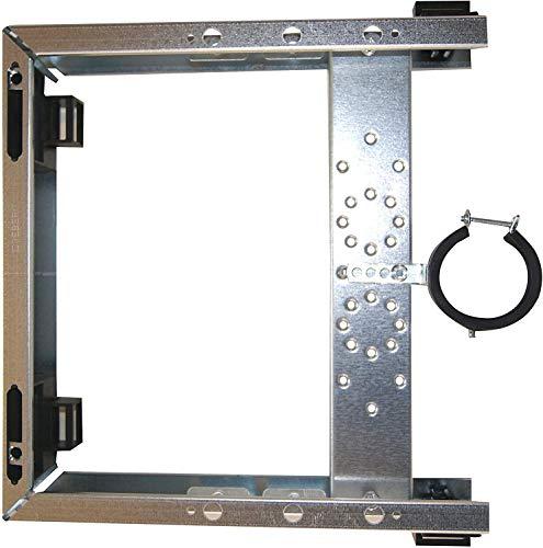 Geberit 457430001 Kombifix Montageelement für Waschtisch, ELB, Nr. 457.430.00.1