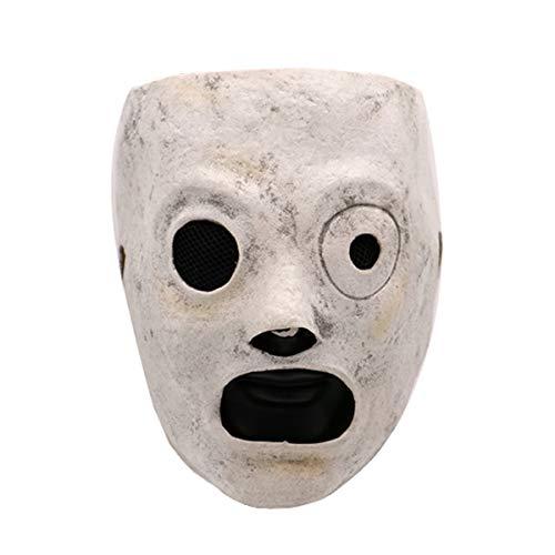 Slipknot Mask Cosplay Corey Taylor Adjustable Latex Masks Halloween Props