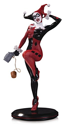 DC Collectibles DC Cover Girls: Harley Quinn by Joelle Jones Statue image