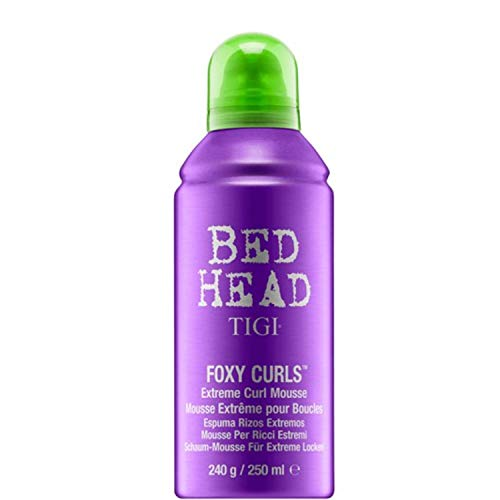 Tigi Bed Head Foxy Curls Extreme Curl Mousse, 250 ml
