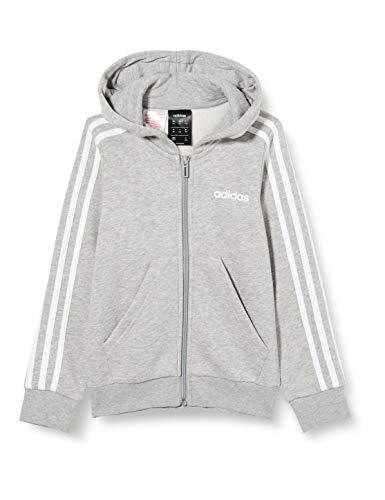 adidas - Fitness-Pullover & -Sweatshirts für Mädchen in mehrfarbig (Brgrin/weiß), Größe 170 (14/15 años)