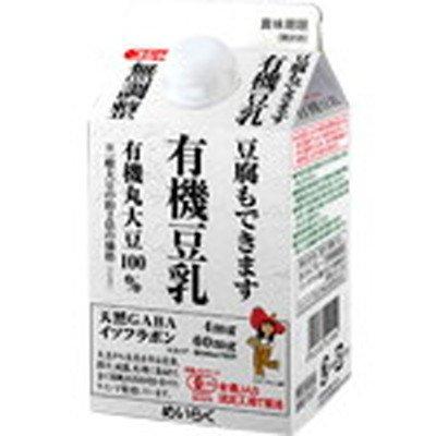 《冷蔵》 めいらく スジャータ 無調整有機豆乳 500ml×12本(1ケース)