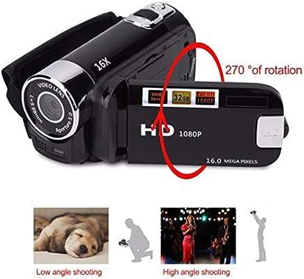 $49 Get lazinem 1080P Anti-Shake Digital Camera Professional Video Record Camera Gifts Digital Cameras