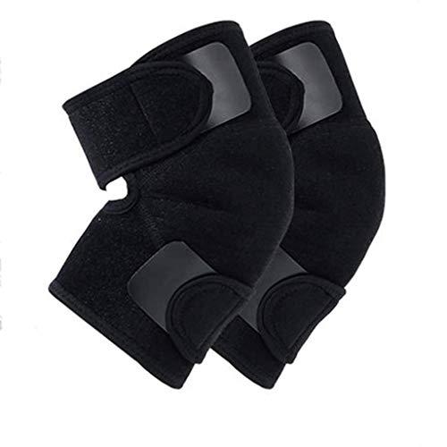 Hoffmanns Kniebandage mit je 8 Heilmagneten und verbesserter Passform