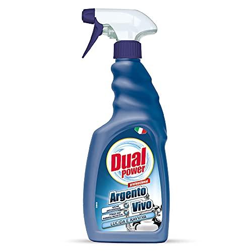 Dual Power Argento Vivo Spray 500 Ml