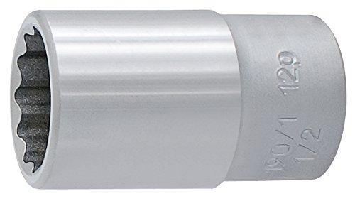 Unior 9603813 940 Douille à 12, 1/5,1 cm, 11 mm