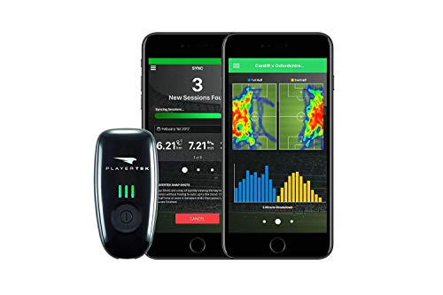 CATAPULT PlayerTek Soccer GPS Tracker - GPS Vest with App to Track Your Game - on iPhone and Android (XXS)