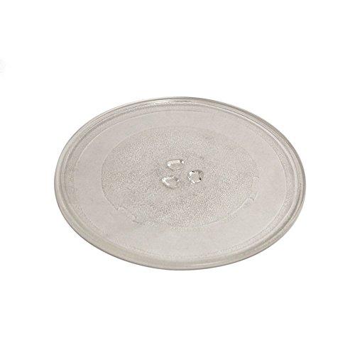PANASONIC MICROWAVE TURNTABLE Glass PLate 255mm 25cm BN