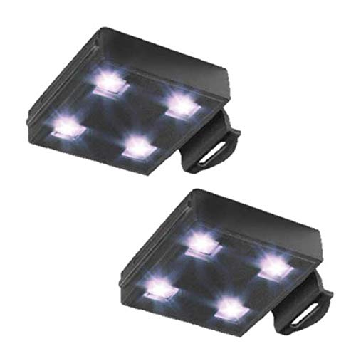 Marineland Hi-Def White LED POD Two-Pack Bundle