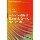 Fundamentals of Electronic Devices and Circuits (Algorithms for Intelligent Systems)