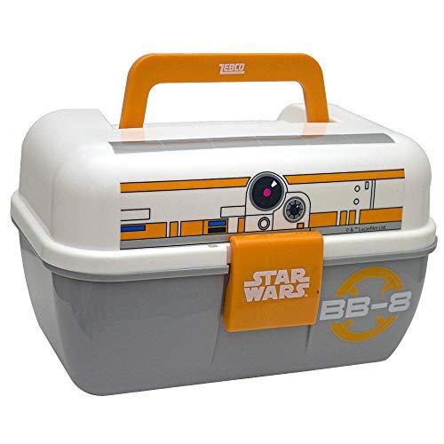 Zebco STWRTBX Star Wars Tackle Box, One Size
