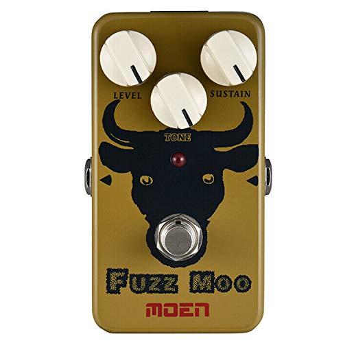 Moen AM-FZ Fuzz Moo Silicon Fuzz Guitar Effect Pedal
