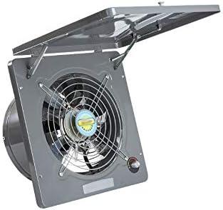 RJSODWL Ventilador de Escape Campana extractora Tipo de Ventana Ventilador de extracción Cocina doméstica Baño Potente Tipo de Ventana Industrial Ventilador de extracción de Alta Velocidad