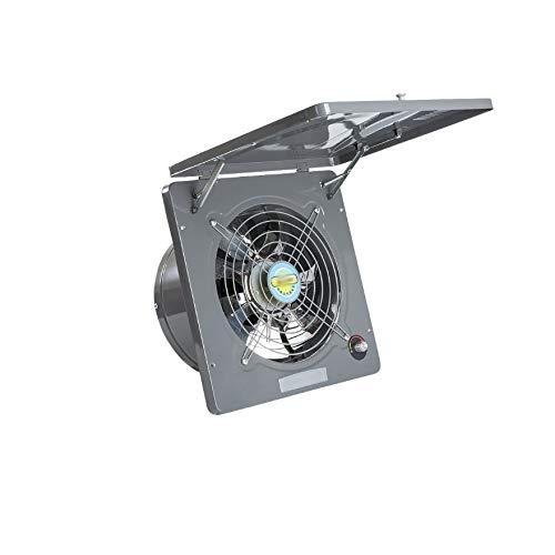 LANDUA Ventilador de Escape Campana extractora Tipo de Ventana Ventilador de extracción...