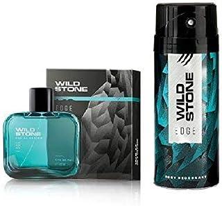 Wild Stone Edge Perfume and Deodorant Combo (50 ml + 150 ml)