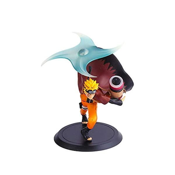 Figura de Ars-Bavaria de Naruto con Shippuden Uzumaki, figura de Naruto de PVC, figura de Sennin para coleccionistas… 1