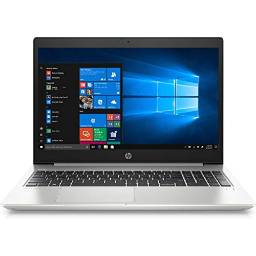 HP ProBook 450 G7 Home and Business Laptop (Intel i5-10210U 4-Core, 16GB RAM, 512GB PCIe SSD, Intel UHD Graphics, 15.6' HD (1366x768), WiFi, Bluetooth, Webcam, 2xUSB 3.1, 1xHDMI, Win 10 Pro) with Hub