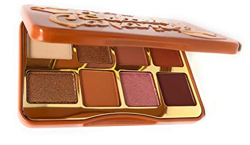 Too Faced Limited Edition Salted Caramel Mini Eye Shadow Palette 2020