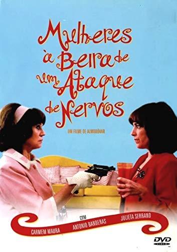 Mulheres À Beira de Um Ataque de Nervos - ( Mujeres Al Borde de Un Ataque de Nervios ) Pedro Almodóvar