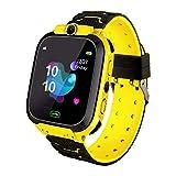 LORIEL Bambini Smart Watch, Impermeabile/Baby SOS Posizionamento/Scheda SIM 2G / Anti-Lost Smart Watch, Bambini Tracker Smart Clock Call Watch