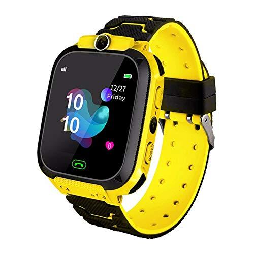 LORIEL Reloj inteligente para niños, resistente al agua/posicionamiento SOS para bebé/tarjeta SIM 2G/reloj inteligente antipérdida, reloj inteligente para niños