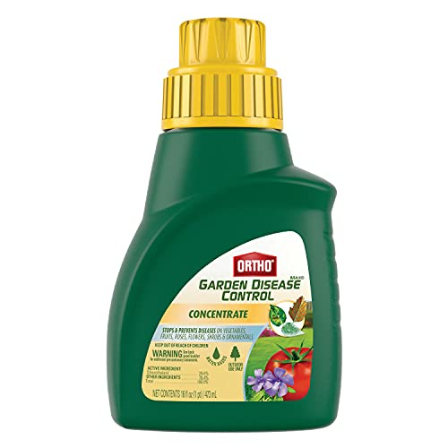 Ortho MAX Garden Disease Control Concentrate, 16 oz.