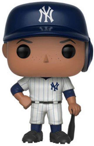 Funko–Major League Baseball Figure Aaron Judge Statue Sammelbar New York Toy Fair, 9cm, 30218