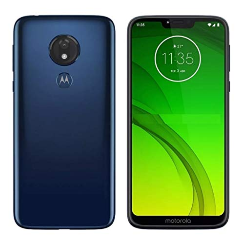 Motorola XT1962-4 Moto G7 Play , 4+64GB, Color Azul Obscuro.