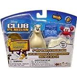 Club Penguin Figures - Series 4 - Camper & Fisherman by Club Penguin