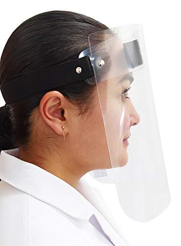 BAKANO Careta Protectora Facial Abatible Grosor Medio 902