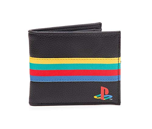 PlayStation - Stripes - Geldbeutel | Offizielles Merchandise