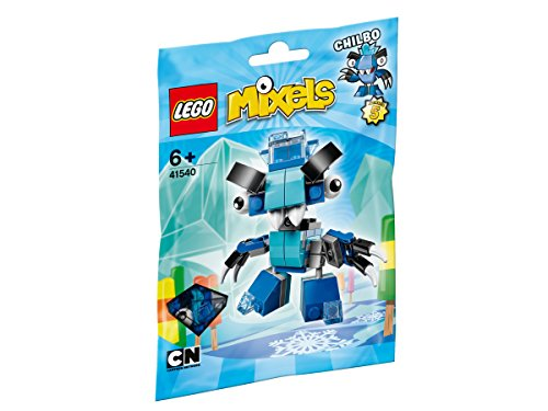 LEGO Mixels Chilbo 65Stück–-Spiele BAU (Cartoon, Multi)