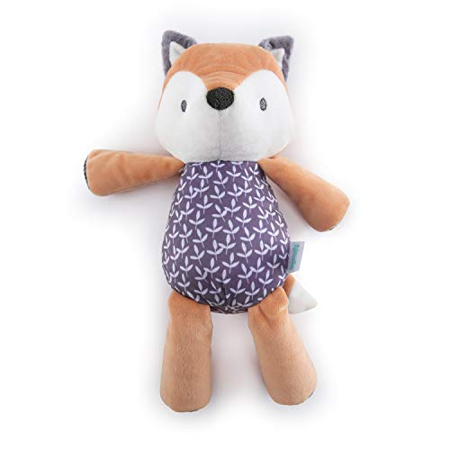 Ingenuity Ingenuity Premium Soft Plush Stuffed Animal Toy - Kitt The Fox, Ages Newborn and up