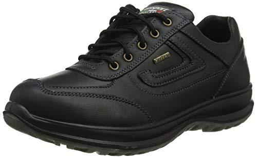 Grisport Airwalker Shoe, Stivali da Escursionismo Uomo, Nero (Black 0), 44 EU