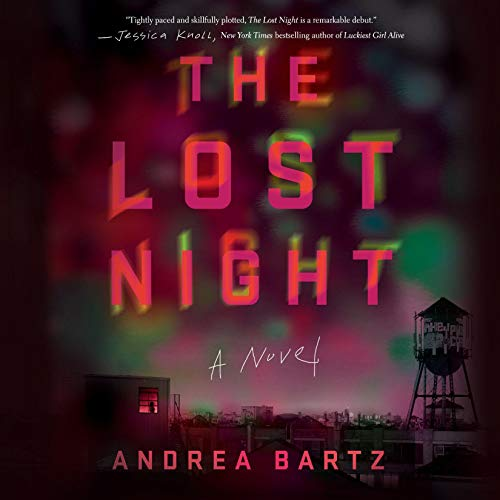 The Lost Night audiobook cover art