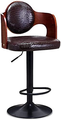 HTL Cómoda Silla Giratoria Elevadora Silla para Computadora, Silla Giratoria para el Hogar Silla para Personal de Oficina Silla para Conferencias Elevación Simple Silla Simple para Arrodillarse