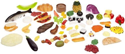 Big Sale Best Cheap Deals Childcraft Multicultural Foods Play Set - Set of 63