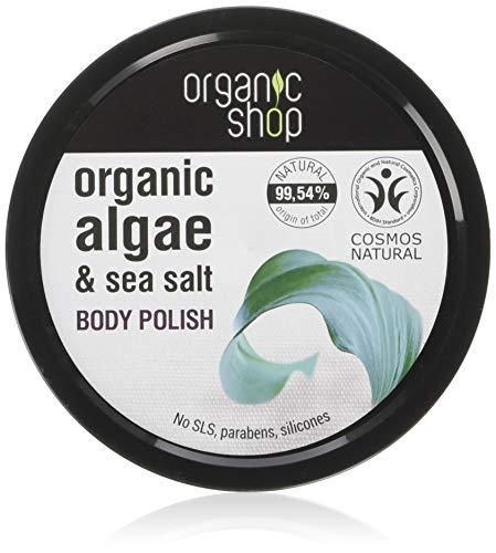 Organic Shop Algas Atlántico Exfoliante