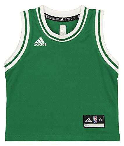 Outerstuff NBA Boston Celtics Toddlers Away Replica Jersey - 3T