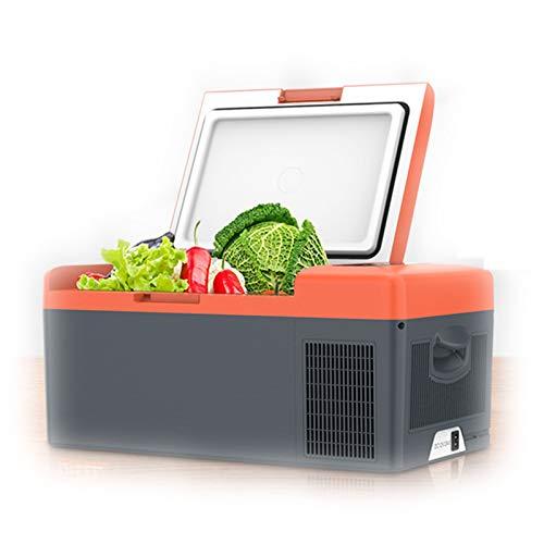 Refrigeración del Compresor del Refrigerador del Mini Automóvil, Congelación Y Refrigeración De Doble Propósito del Automóvil Y del Hogar Congelación Rápida del Automóvil