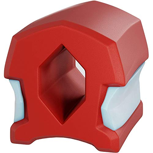 Jaw Exerciser –Jaw Exerciser Ball for Reduce Facial Muscle Wrinkles (Red)