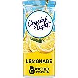 Crystal Light Lemonade Drink Mix (72 Pitcher Packets, 12 Packs of 6)