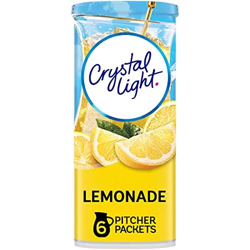 Crystal Light Lemonade Powdered Drink Mix