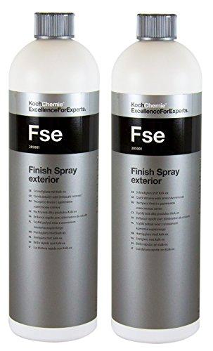 Koch Chemie 2X Fse Finish Spray Exterior Schnellglanz Detailer Kunststoff 1 L